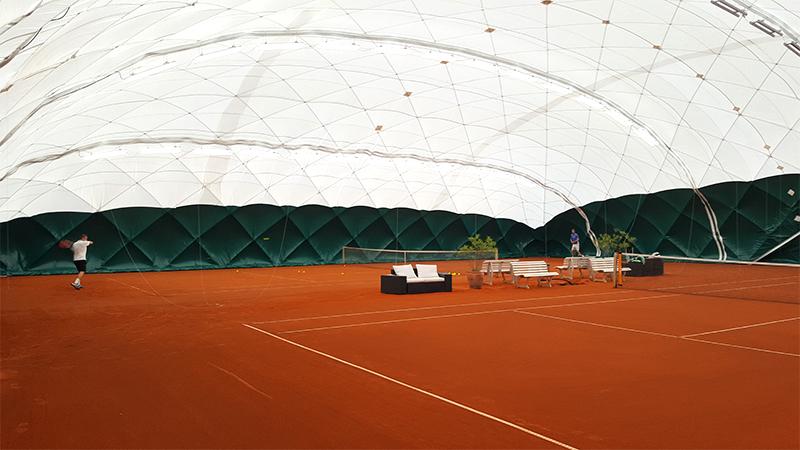 Tennishalle Dachau